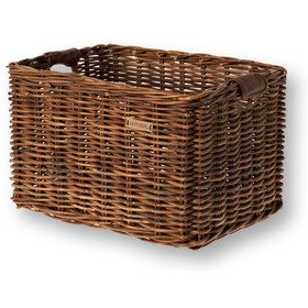 Basil Dorset L Bicycle Basket, nature brown
